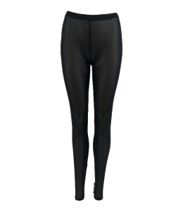 Olava Mesh Leggings - Black