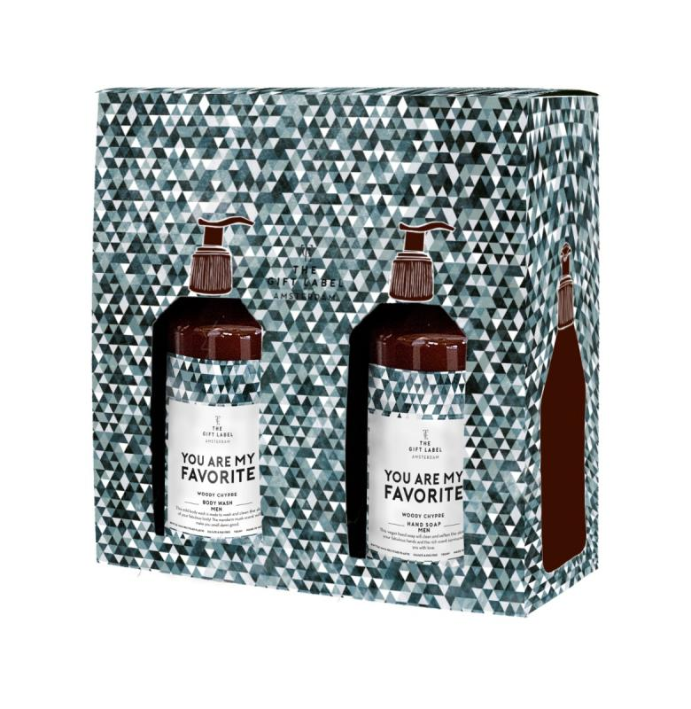 Gift Box Valentine's Day - You are my favorite Men - Limited edition