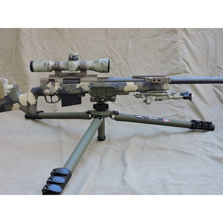 MCD P.R.S.T Military Precision Rifle Shooter Tripod OD Green