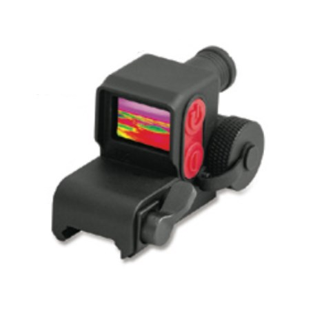 Torrey Pines Logic T12-W 4x Termiskt rödpunktssikte