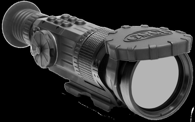 GSCI WOLFHOUND-64-L6 x6 optisk förstoring