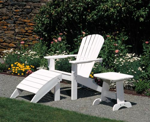 Stol Däckstol Adirondack Chair (Seaside)