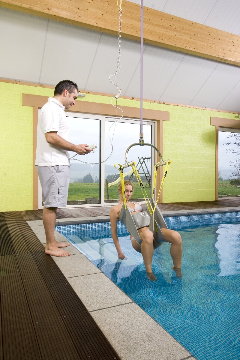 Lifting harness (pvc) 3463-3465 Suitable handicap lift
