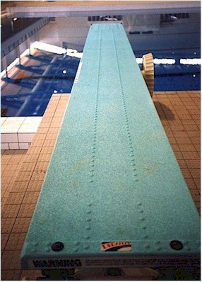 Diving board Duraflex 16