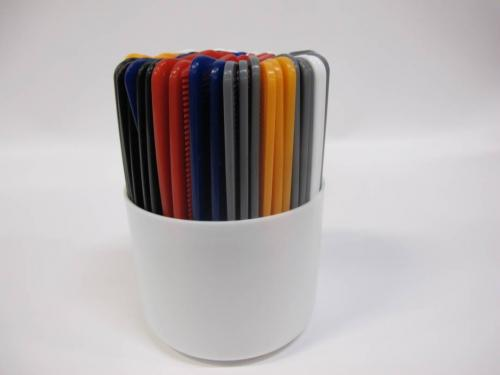 Combs, 72 pack in a bucket
