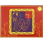 Play panel Snake theme 595X800