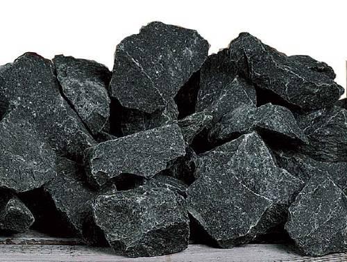 Sauna stone vulcanite 20kilos for floor aggregate