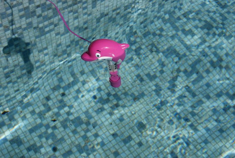 Termometer Delfin