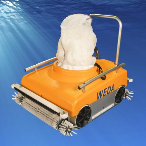 Pool bottom cleaner Weda W1000 Gyro