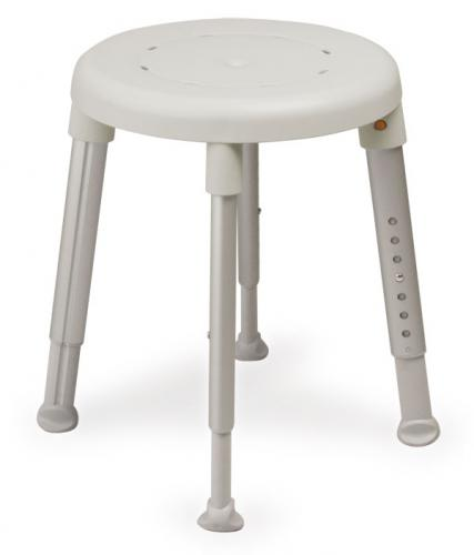 Shower stool Round 81901010