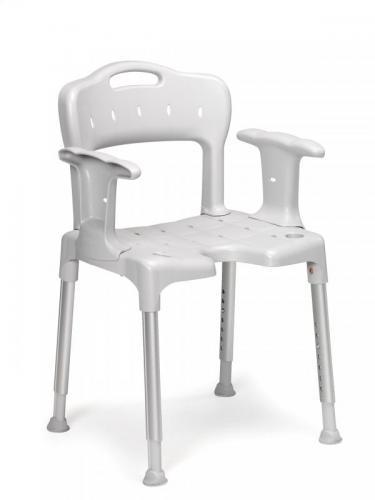 Duschstol, rygg- och armstöd 8170 1430