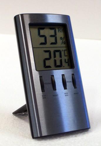 Termometer Hygrometer inne