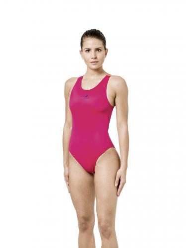 Swimwear Aquafeelback, Cerise