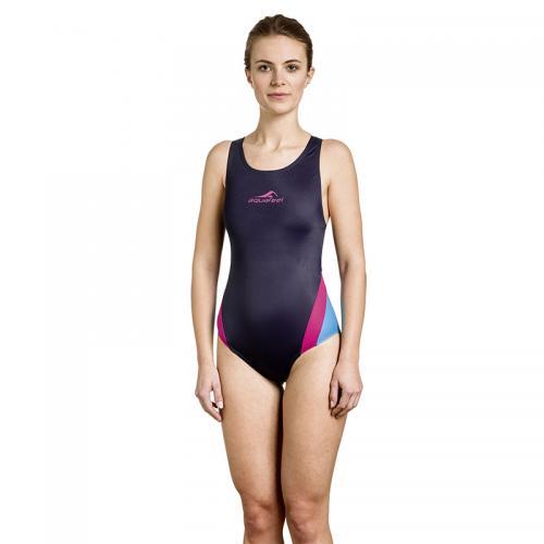 Swimming trunks Racerback Black