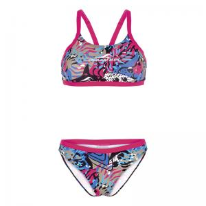 Bikini Dynamicback Rosa/Blå/Grå stl 34-42. (2391201)