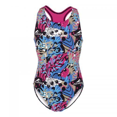 Swimwear Aquafeelback child DarkBlue siz 128-176