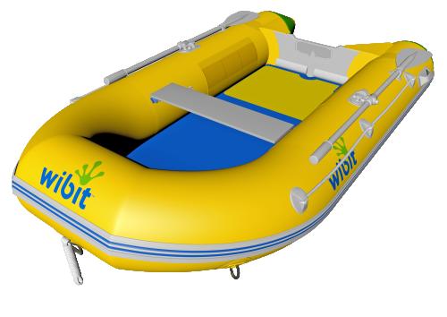 Wibit Boat