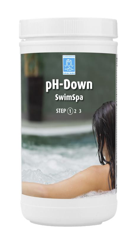 SwimSpa pH-Down 1,5 kg