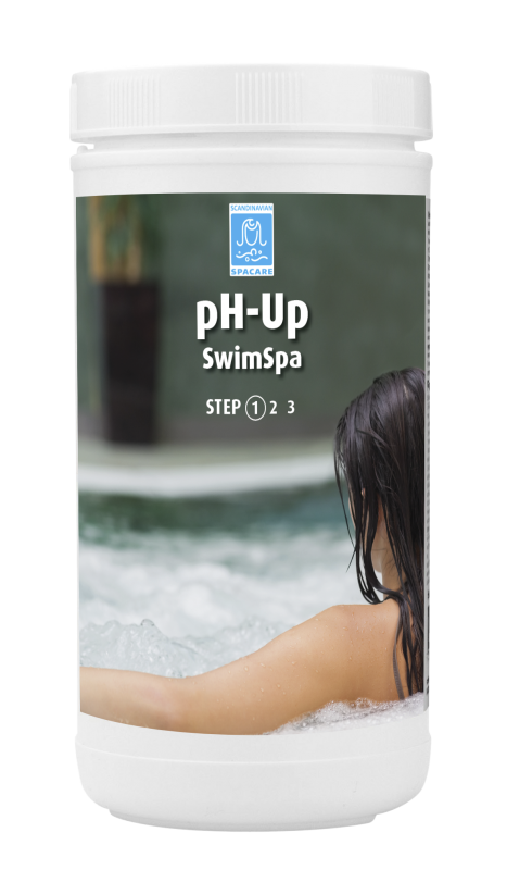SwimSpa pH-Up 1kg