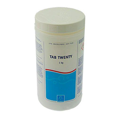 SpaCare Tab Twenty, 1kg
