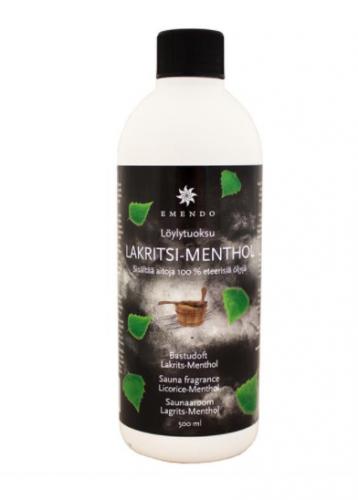 Bastudoft Lakrits-Menthol 500ml