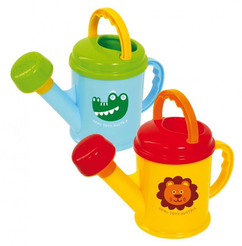 Water jug decorated