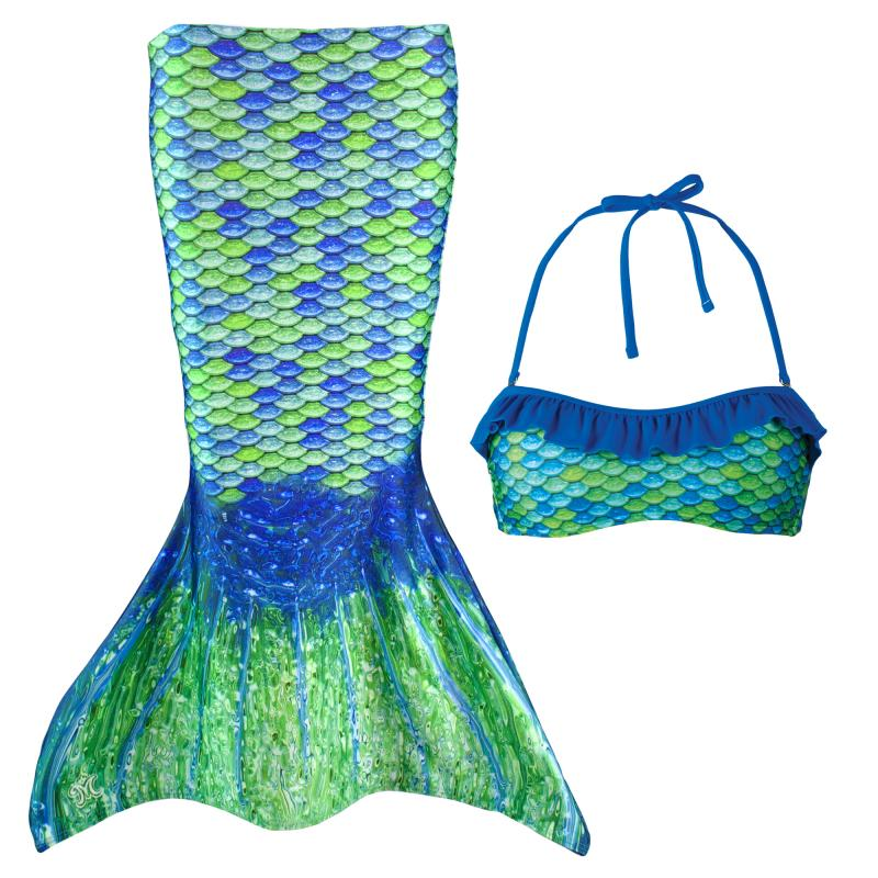 Mermaid Fine Children, Green