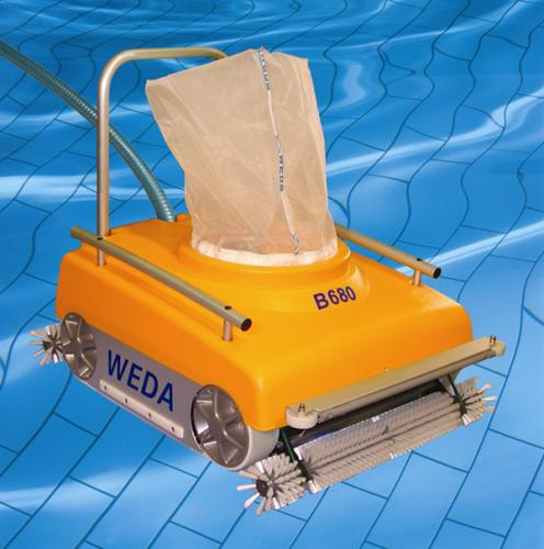 Pool bottom cleaner Weda B680