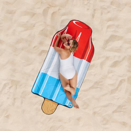 Beach towel -  Popsicle