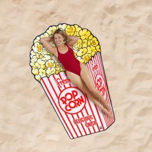 Beach towel - Popcorn