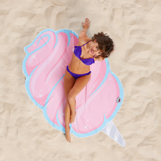 Beach towel - Cotton Candy