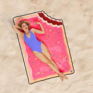 Brach towel - Pink toasted bread