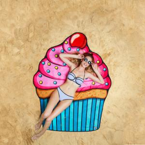 Strandhandduk - Muffin
