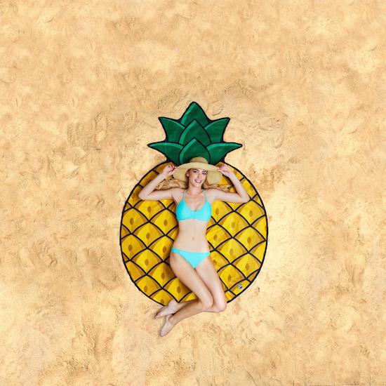 Strandhandduk - Ananas