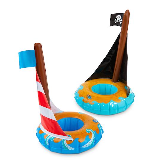 Mugghållare - Segelbåt