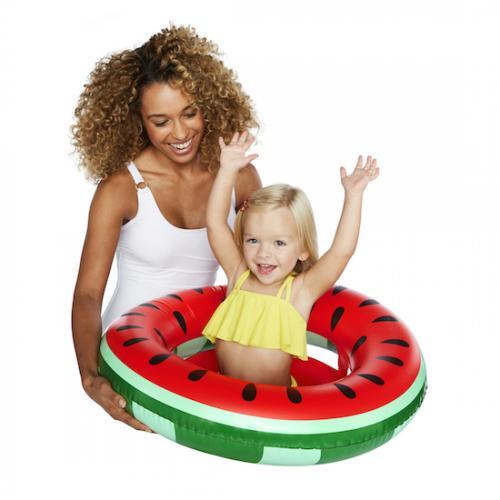 Swimming Ring Baby - Watermelon