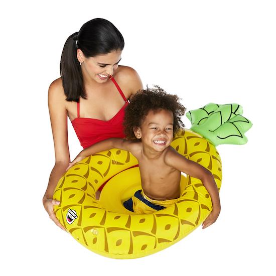 Swimming Ring Baby - Pineapple