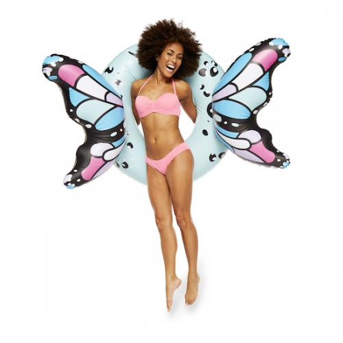 Bathing ring - Butterfly Blue