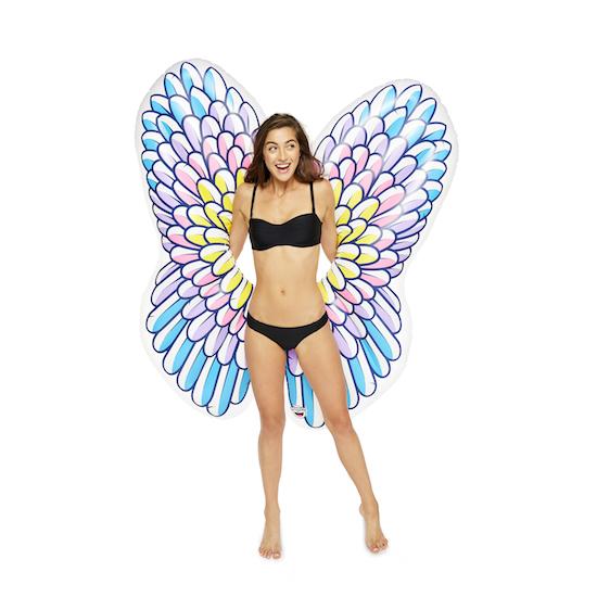 Bathing ring - Angel wings