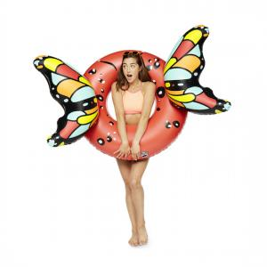 Bathing ring - Butterfly Red