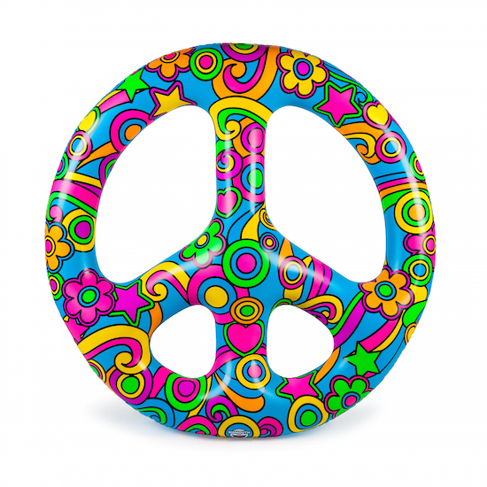 Swim ring - Peace sign