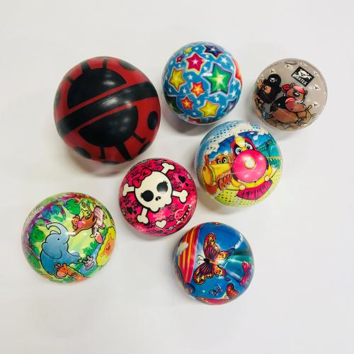 Ball, mixed themes 11-14 cm