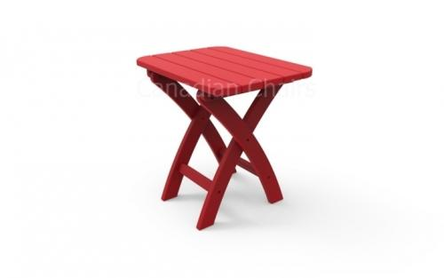 Bord till däckstol (Coastline) Foldable Side table