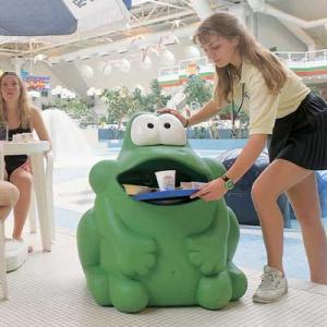 Papperskorg Froggo