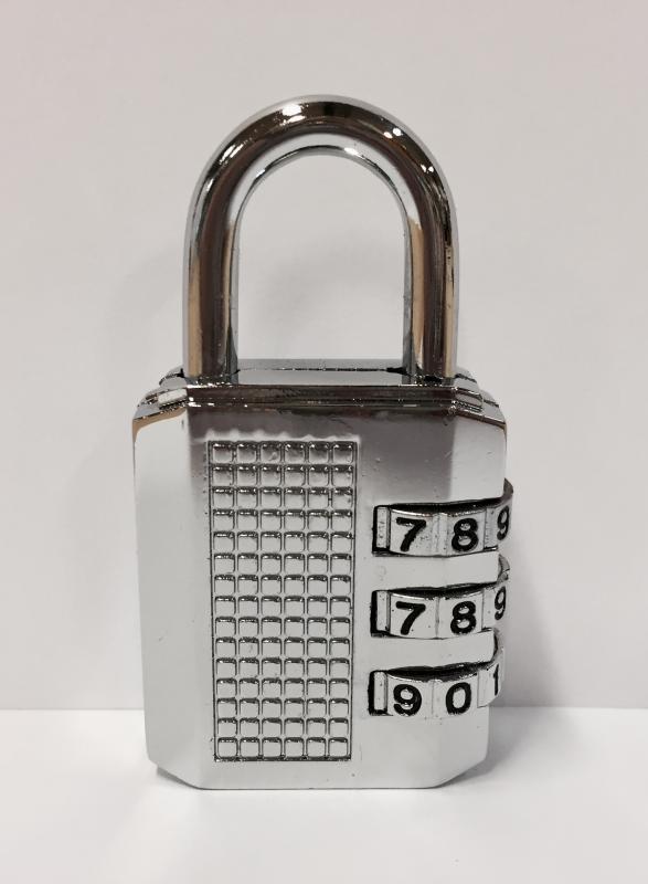 Padlock Code 120pcs