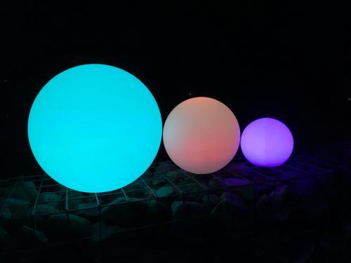 Lampa, flytande 250mm