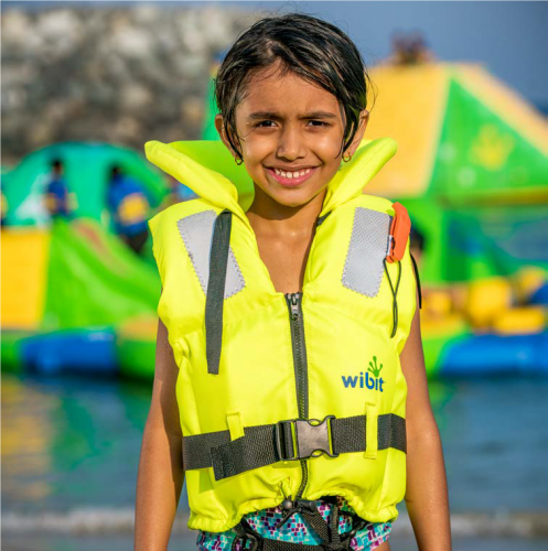 Lifejacket Kids for kids < 30 kg