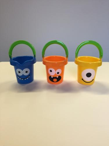 Bucket 3 pcs / set