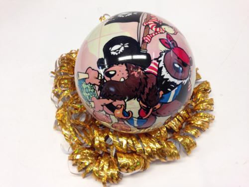 Ball, pirat 23 cm