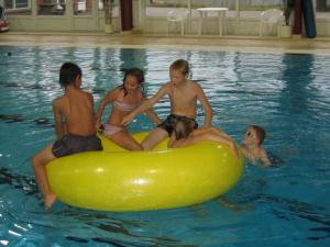 Play ring Mega Danfloat Ø170cm inflatable